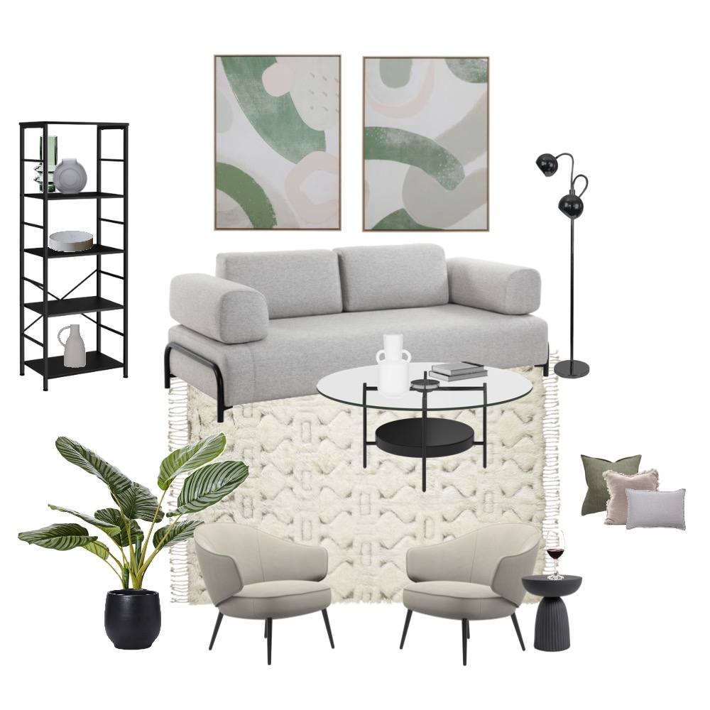 modern Interior Design Mood Board by Simplestyling on Style Sourcebook