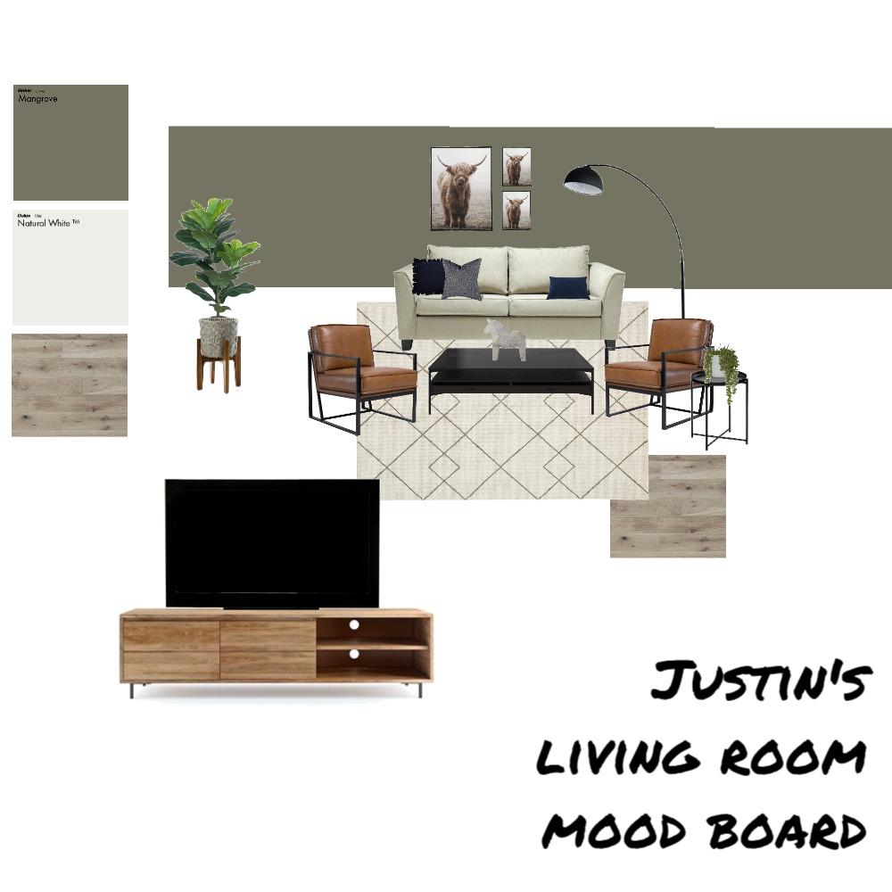 Justin's living room Interior Design Mood Board by BelindaKis on Style Sourcebook