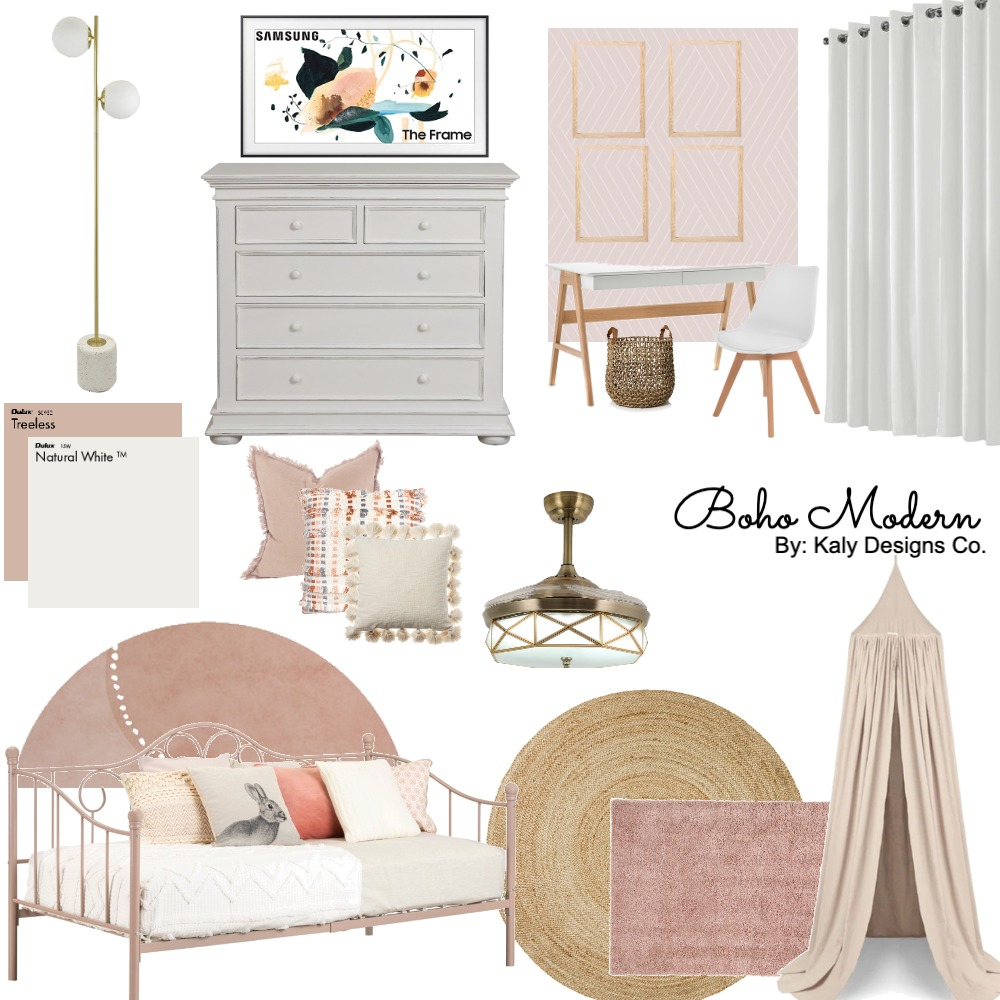 Leahs room Interior Design Mood Board by Kaly on Style Sourcebook