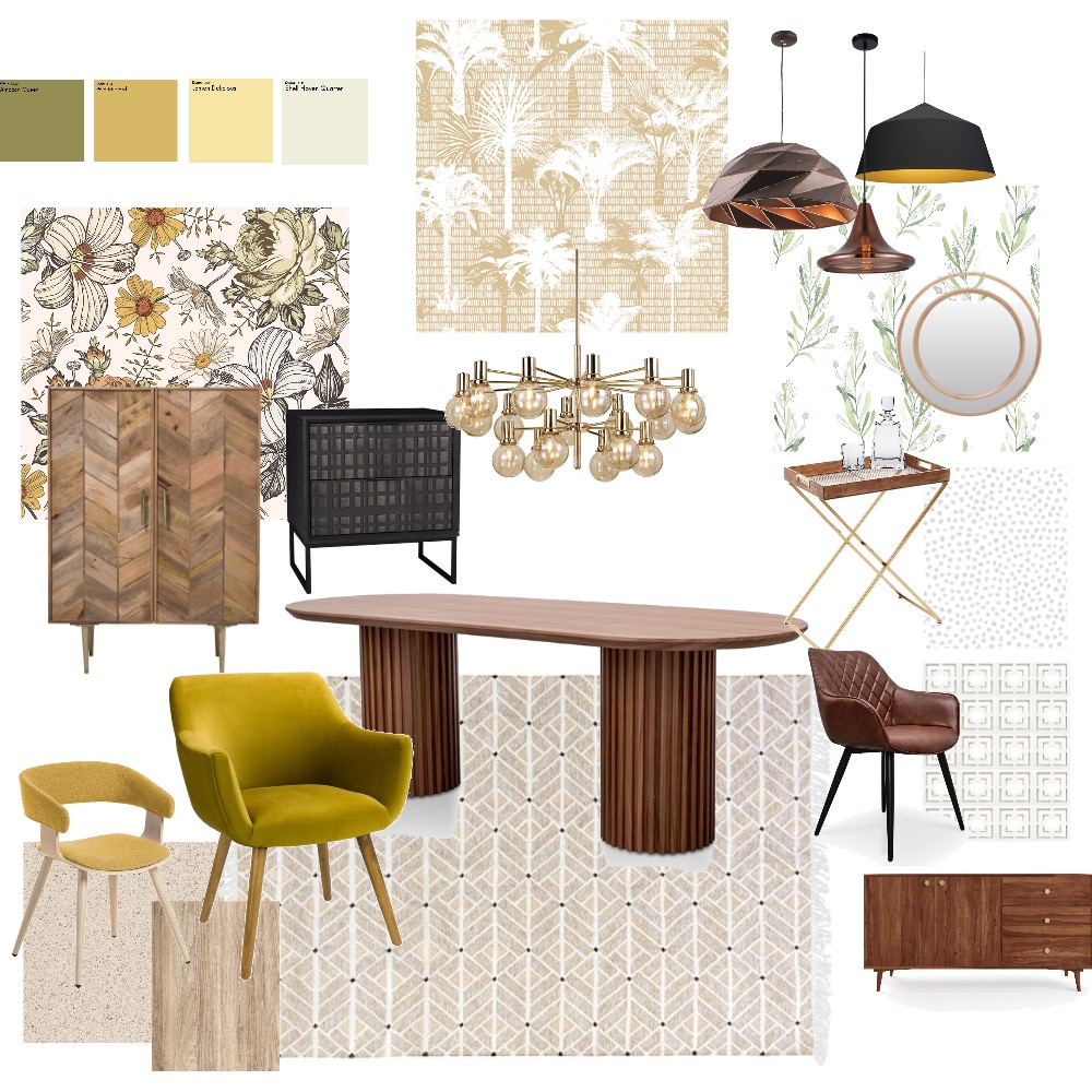 Assignment 3 Interior Design Mood Board by Diana V on Style Sourcebook