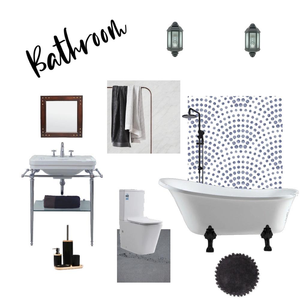 Bathroom Interior Design Mood Board by Ruslan Mukhtar on Style Sourcebook