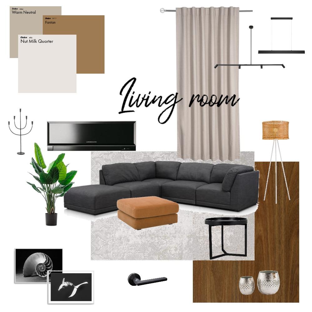 Living room Interior Design Mood Board by AnnaAnurova on Style Sourcebook