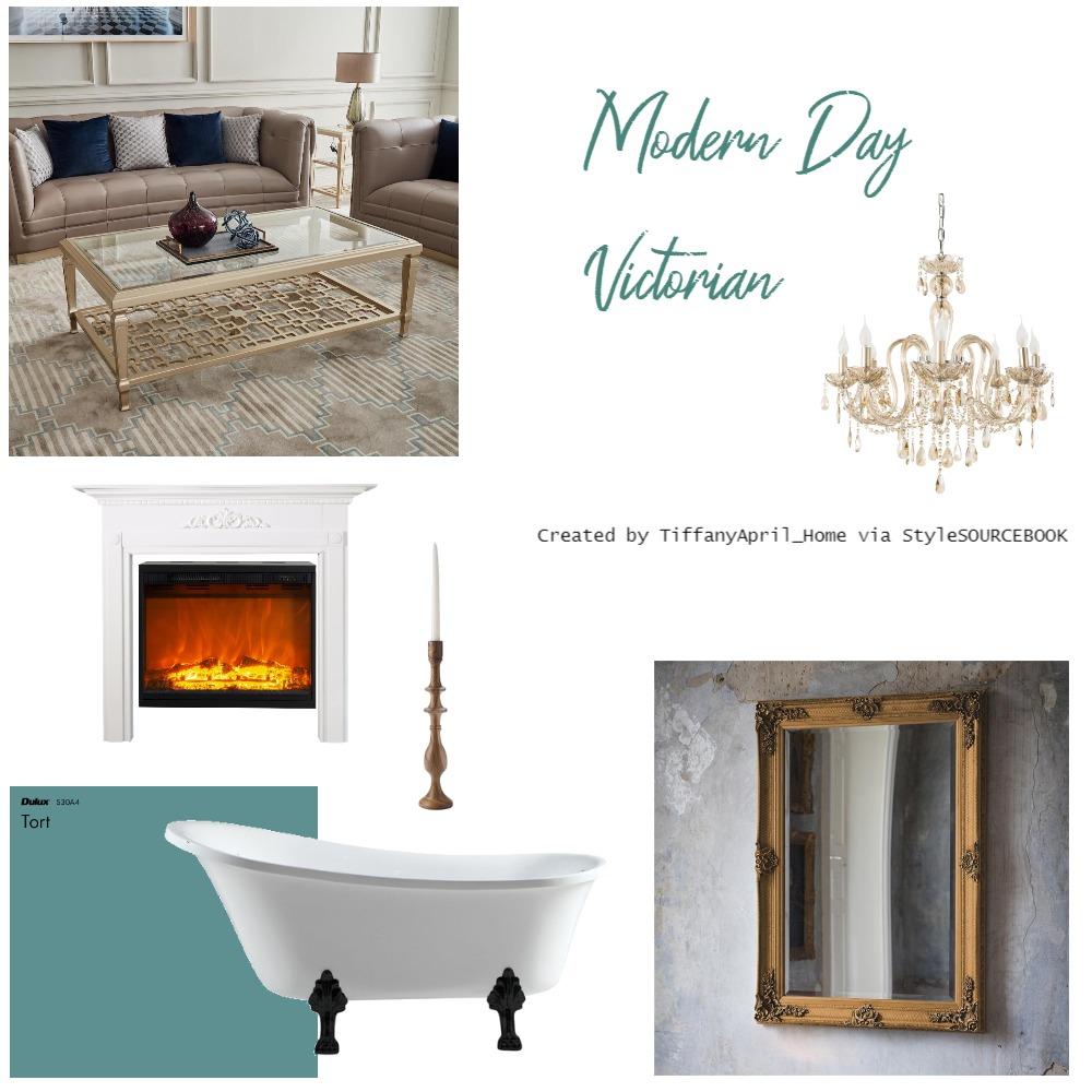 VICTORIAN Interior Design Mood Board by TiffanyApril_Home on Style Sourcebook