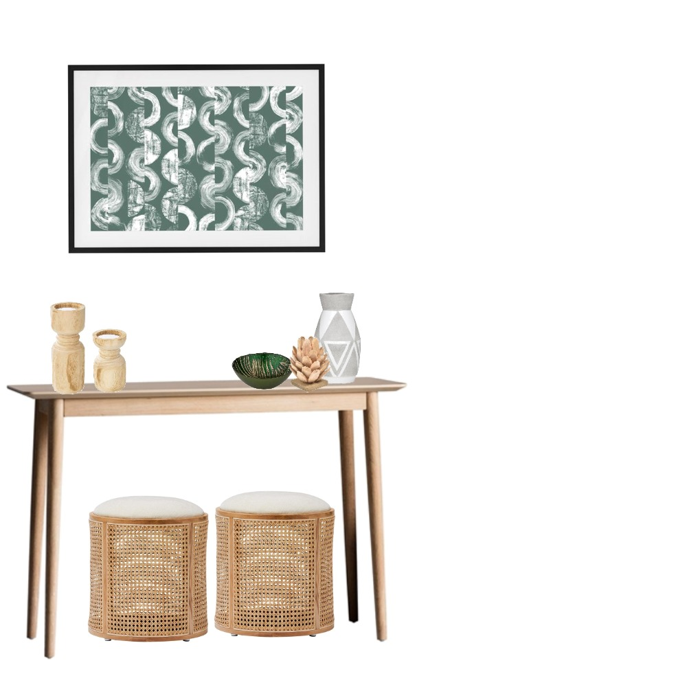 Console Styling Interior Design Mood Board by Kyra Smith on Style Sourcebook