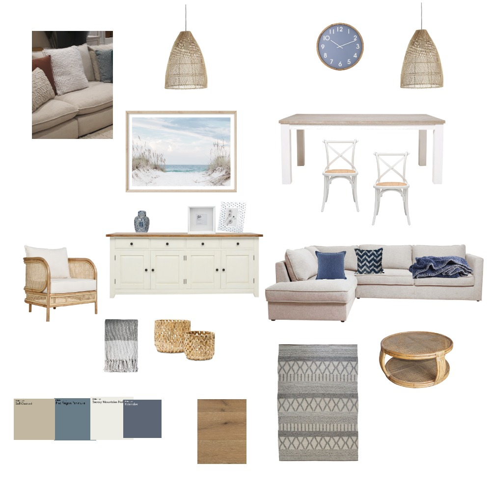 Coastal living2 Interior Design Mood Board by Mvdkroft on Style Sourcebook
