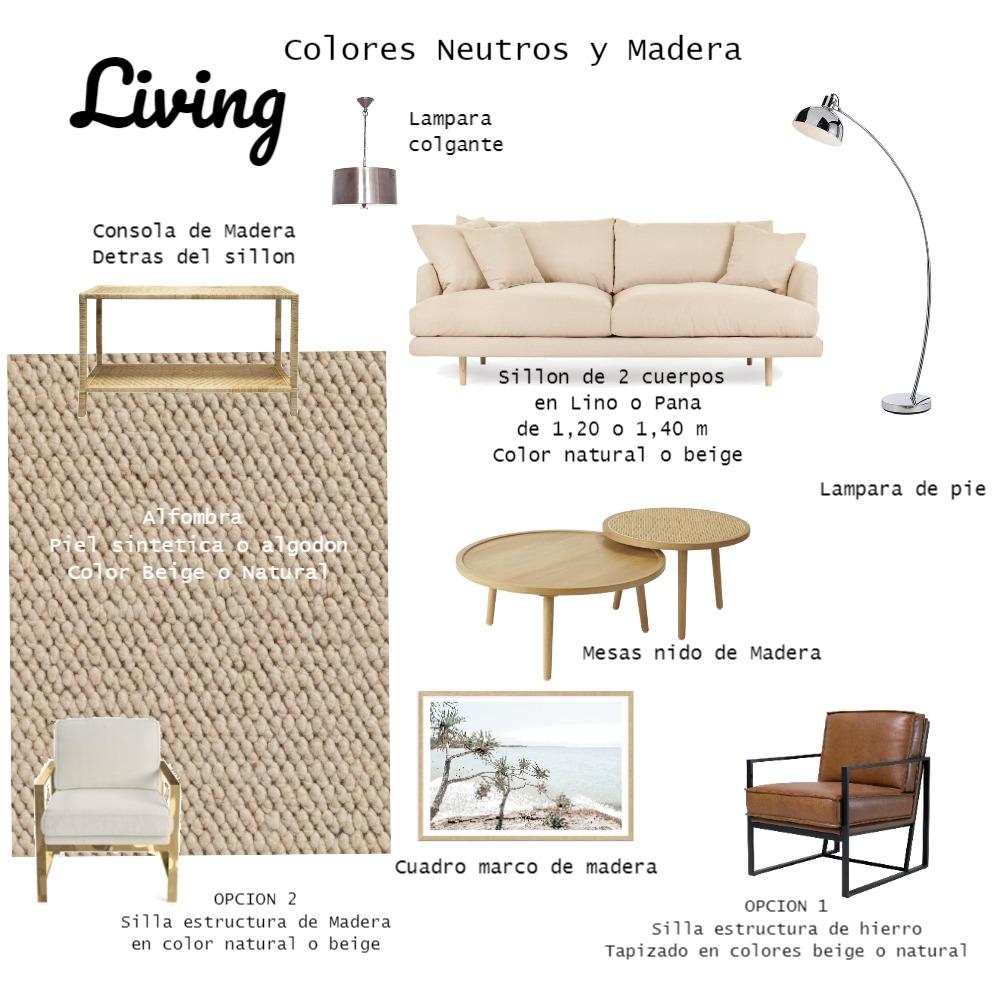 LIVING 2 Interior Design Mood Board by nanitoaldana on Style Sourcebook
