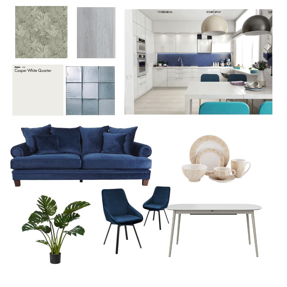 Кухня - столовая Interior Design Mood Board by YanaRudenko on Style Sourcebook