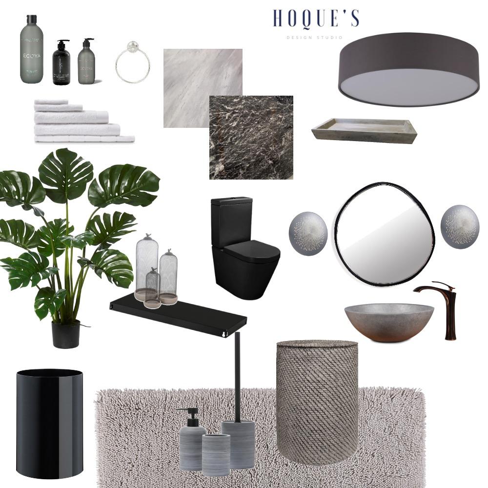 Toilet - Module 9 Interior Design Mood Board by Nilufa Hoque on Style Sourcebook