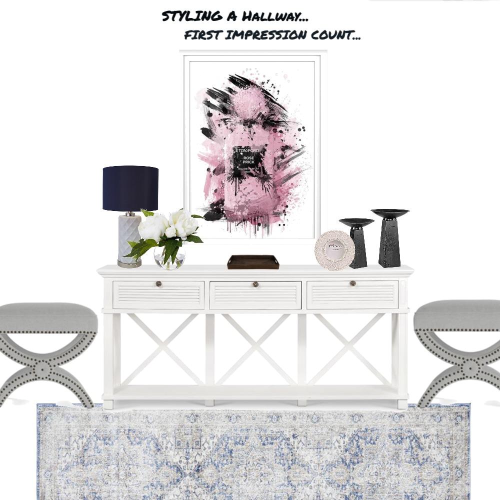ENTRY WAY DECOR1 Interior Design Mood Board by Dorothea Jones on Style Sourcebook
