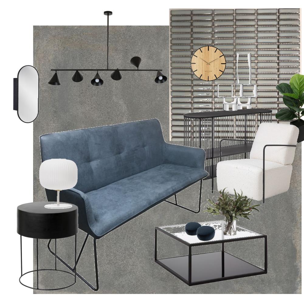 Industrial Interior Design Mood Board by Olga Portela on Style Sourcebook