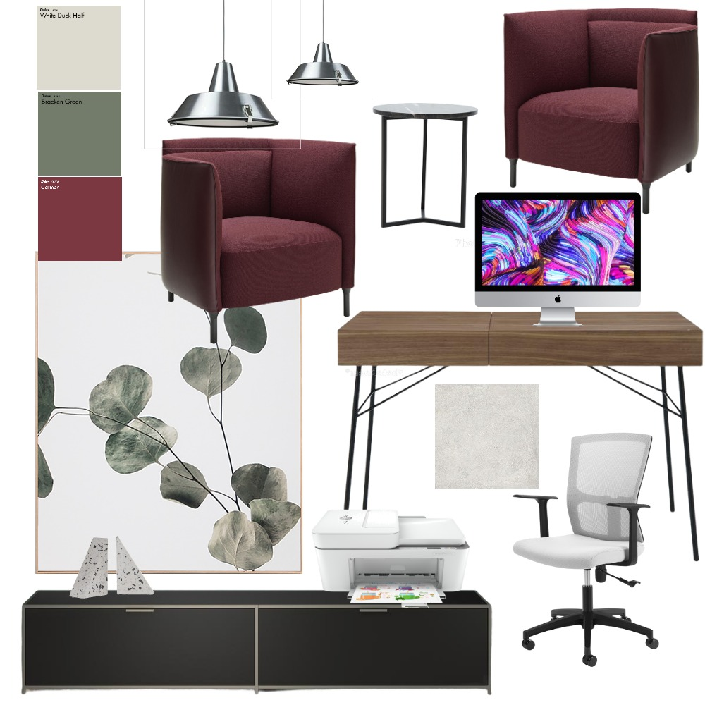 Secretary Interior Design Mood Board by msolanillam on Style Sourcebook