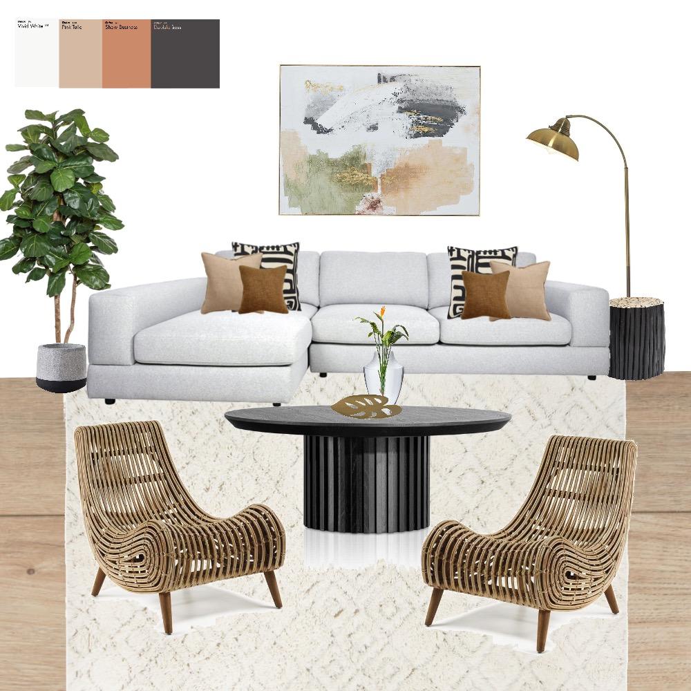 Living Area Sample Board9 Interior Design Mood Board by Dorothea Jones on Style Sourcebook