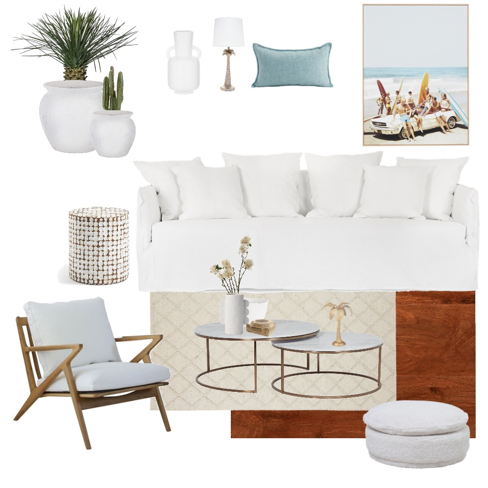 Living Room Relaxed Interior Design Mood Board by Stylefusion on Style Sourcebook