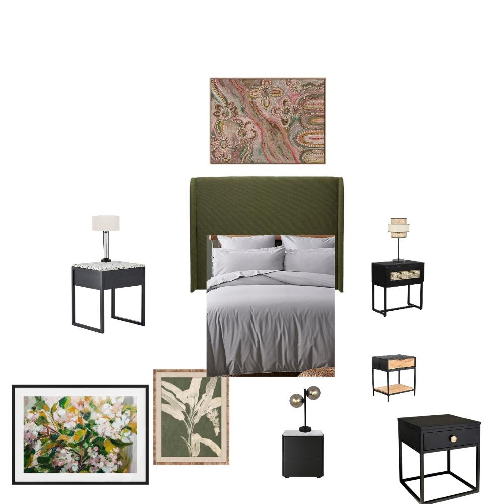 Bedroom 2 Interior Design Mood Board by cathlee28 on Style Sourcebook
