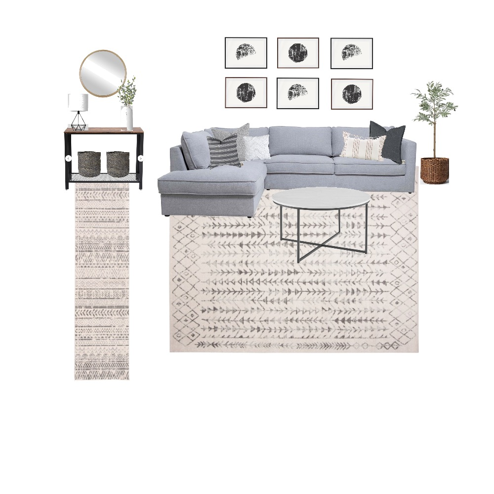 Liz's Apartment Interior Design Mood Board by valeriecelery on Style Sourcebook