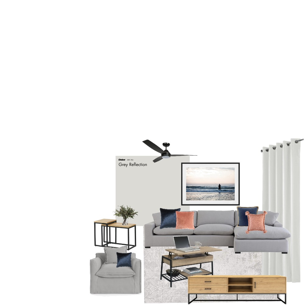 Living Interior Design Mood Board by camilarodign on Style Sourcebook