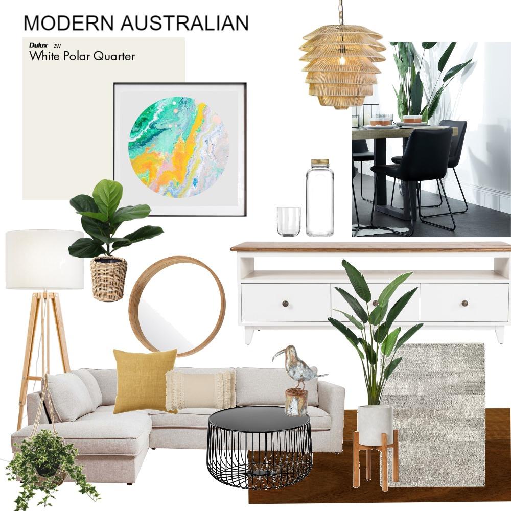 20210816 MODERN AUSTRALIAN Interior Design Mood Board by jodiemak on Style Sourcebook