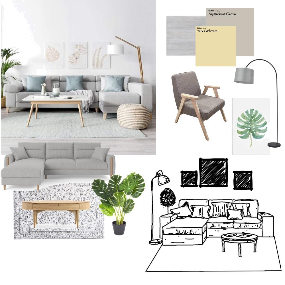 Scandi living Interior Design Mood Board by emydesiree on Style Sourcebook