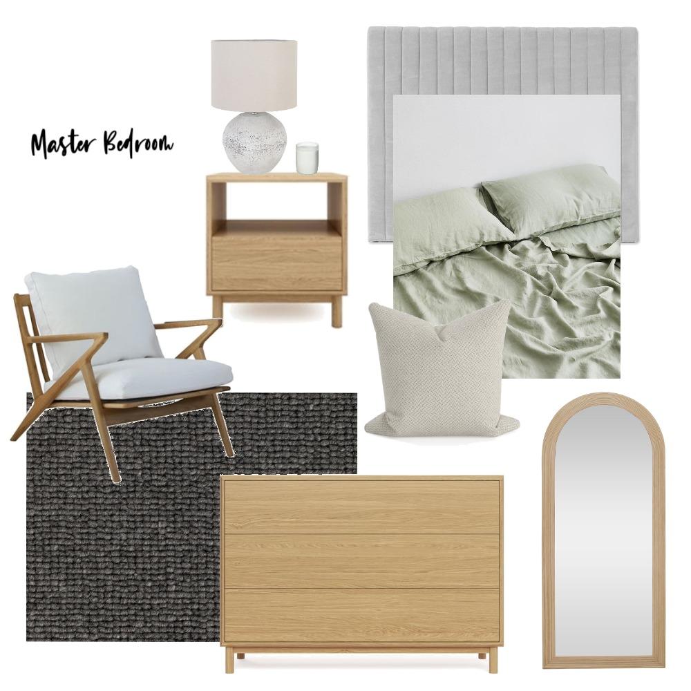 Mater Bedroom Interior Design Mood Board by TashHutch on Style Sourcebook