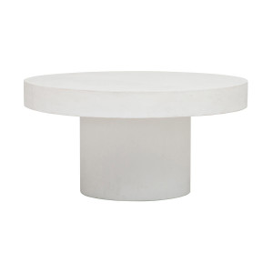 FLINDERS COFFEE TABLE 90X45CM in bone by OzDesignFurniture, a Coffee Table for sale on Style Sourcebook